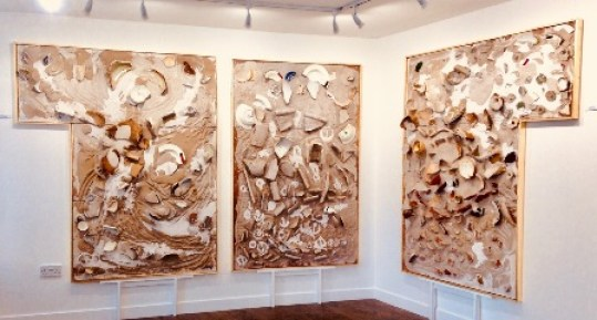 Ralph Robinson Triptych