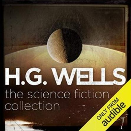 HG Wells audible collection