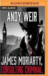 James Moriarty audiobook