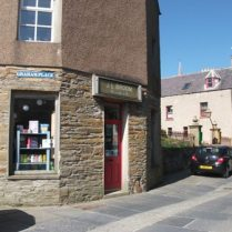 Stromness Book Shop Credit: Bell