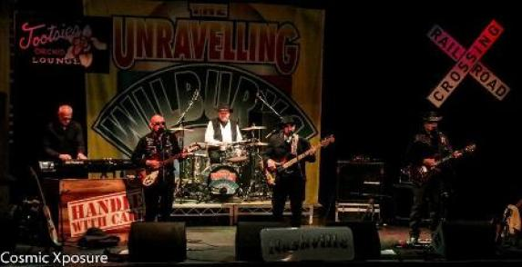 The Unravelling Wilburys Falmouth 0282