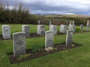 German graves Lyness