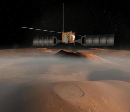 Mars Express probe