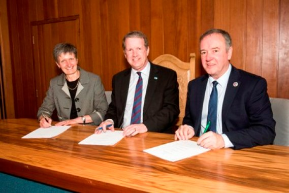 World Heritage Site MOU