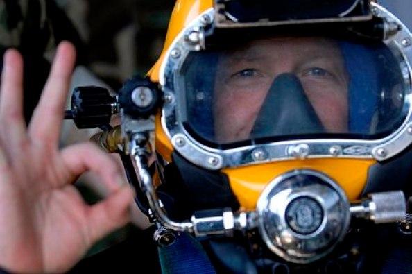 Diver US Navy
