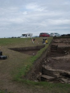 Ness of Brodgar Bell 8