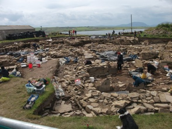 Ness of Brodgar Bell