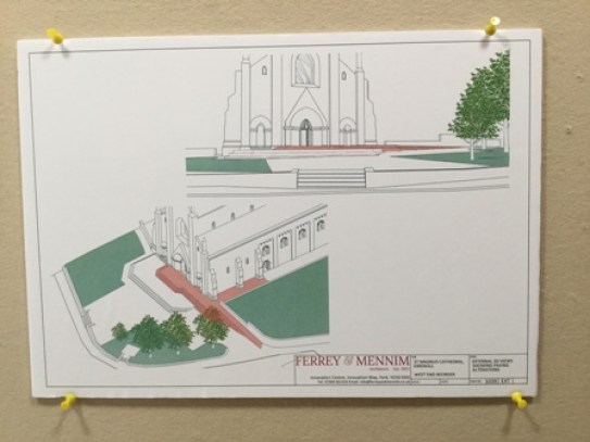 Plans 2 St Magnus Cathedral