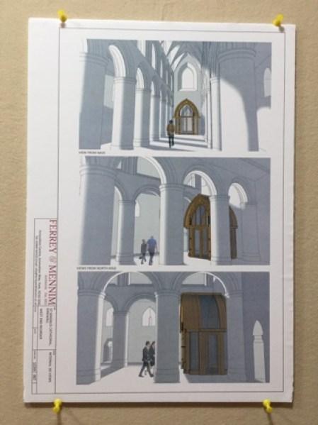 Plans 3 St Magnus Cathedral