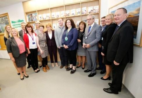 Transforming Cancer Care Scotland