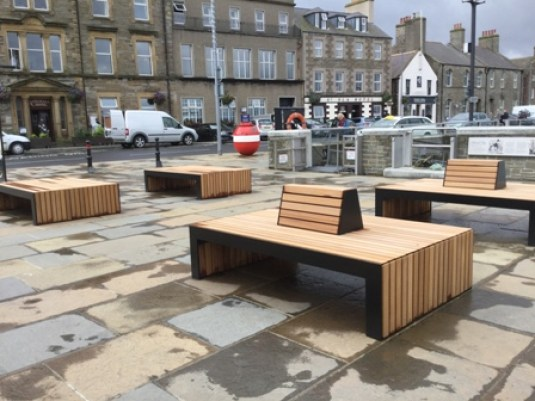 Kirkwall improvements seats 1