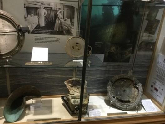 Stromness Museum cordite lid Vanguard