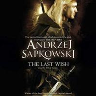 The Last Wish audio book
