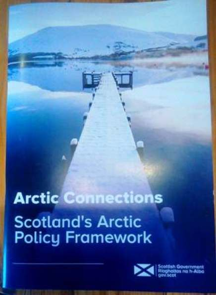 Arctic Connection Policy Framework