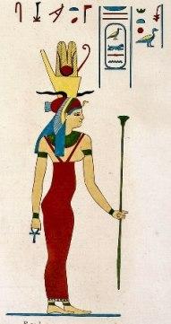 Arsínoe Egyptian Dress