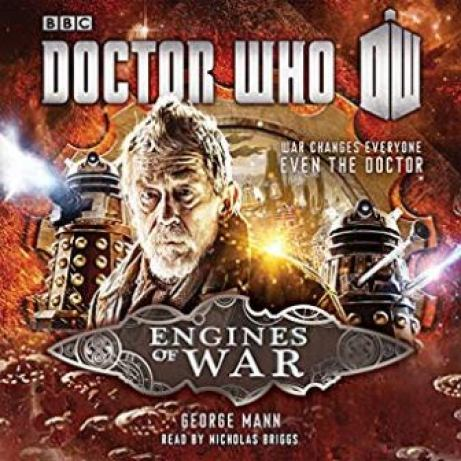 Dr Who Engines of War audiobook