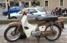 Vintage Honda OISF 2019