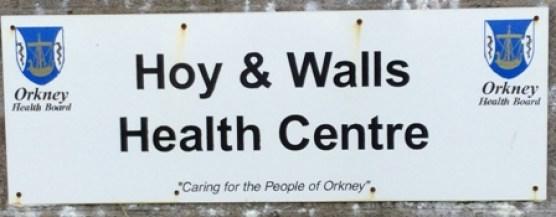 Hoy and Walls Health Centre
