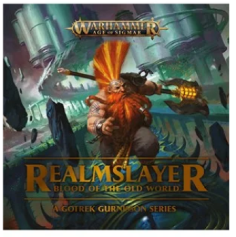 Realmslayer audiobook Blood of the Old World