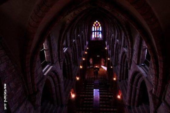 St Magnus Cathedral interior