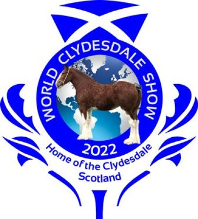 ClydesdaleShow. Logo