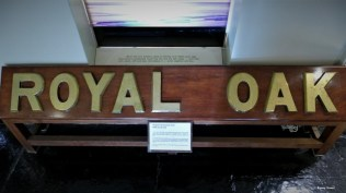 Royal Oak Origional Sign