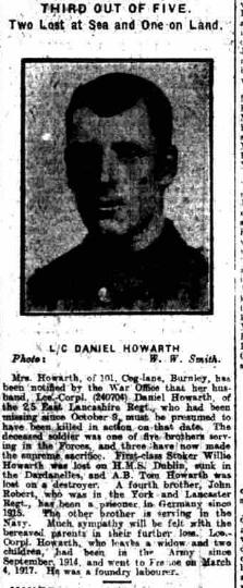 Daniel Howarth