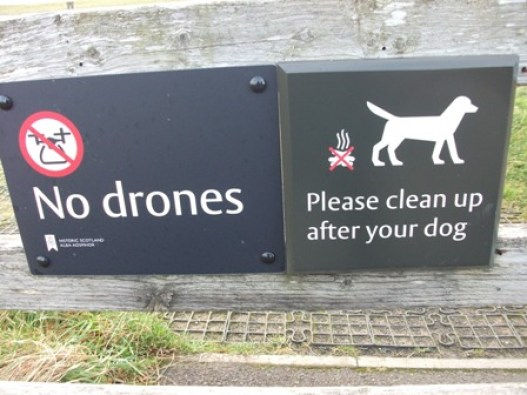 Ring of Brodgar, no drones and dog mess Bell