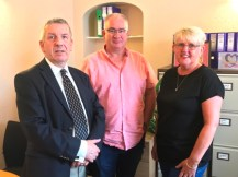 Diane and Graham Matheson have been working closely with Highlands & Islands Labour MSP David Stewart for a graduated driving licence scheme to cut the road death toll among young drivers.