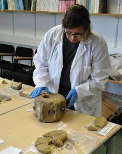 The Cairns whalebone Photo UHI Archaeology