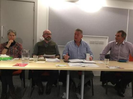 climate hustings General Election 2019