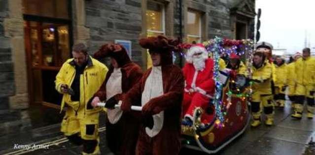 Santa in Kirkwall KA 1