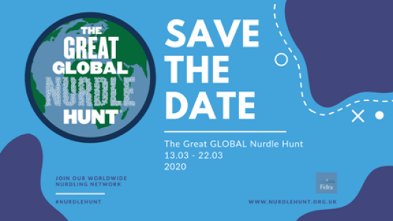 Great Global Nurdle Hunt