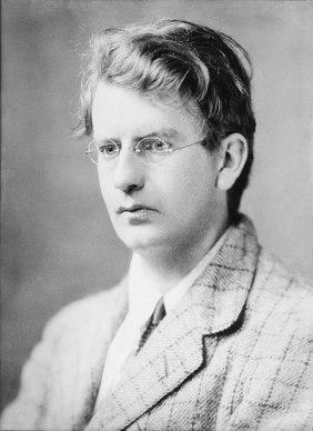 John Logie Baird in 1917