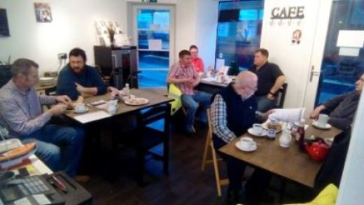 December 2019 military veterans breakfast