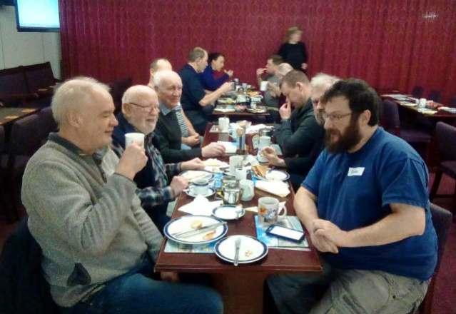 January 2020 veterans breakfast NM