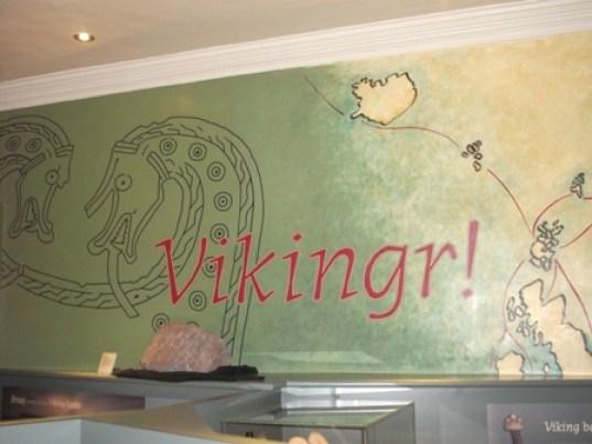 Vikings Orkney museum