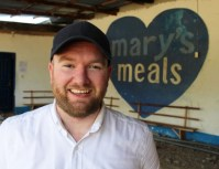 Daniel Adams UK Executive Director of Mary's Meals