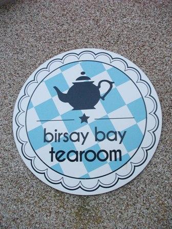 Birsay Bay tearoom Bell