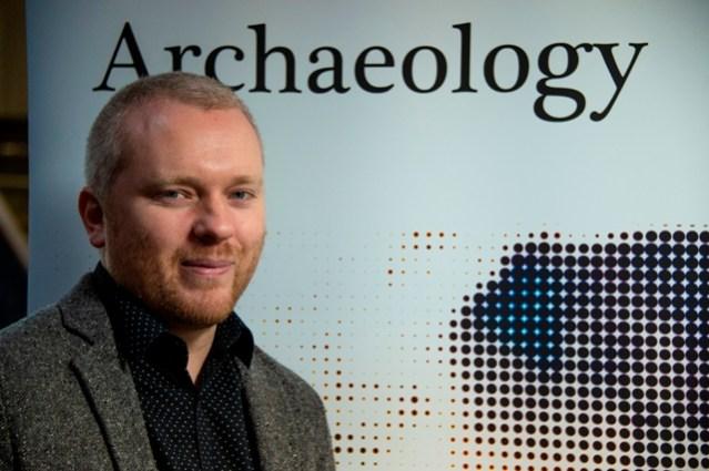 Gordon Noble Aberdeen University Archaeology