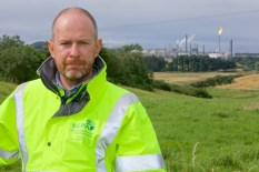 Chris Dailly, SEPA's Head of Environmental Performance