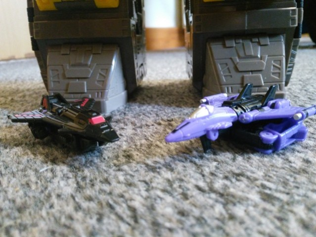Transformers Small Jets
