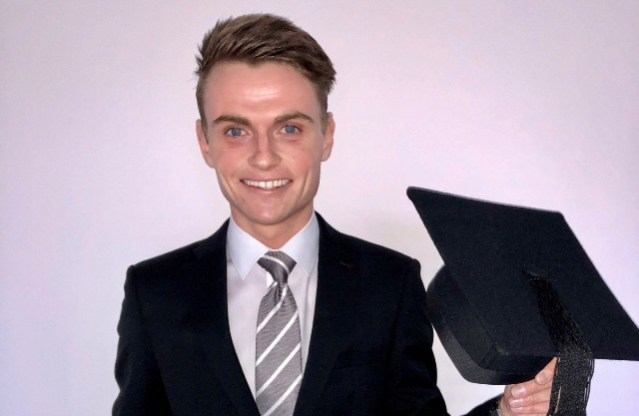 James Murray Aberdeen University graduate