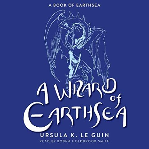 A Wizard of Earthsea audiobook
