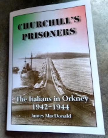 Churchill's Prisoners Book