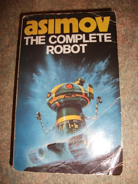 Asimov The Complete Robot pic Bell