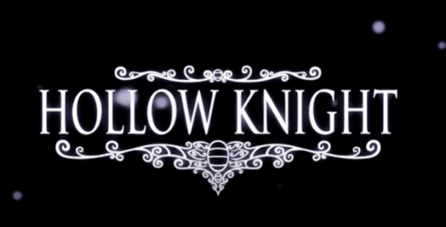 Hollow Knight video game
