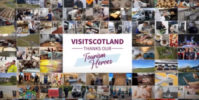 Visit Scotland Covid 19