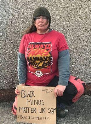 Black Lives Matter Orkney 10 Jun 2