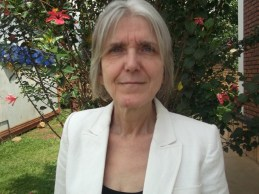Professor Pamela Abbott, Director of Aberdeen University's Centre for Global Development